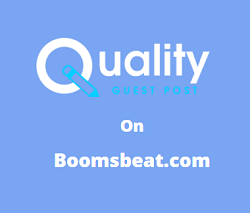 Guest Post on Boomsbeat.com