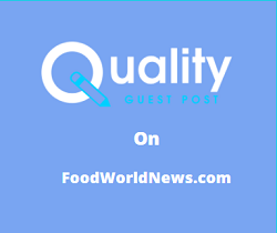 Guest Post on FoodWorldNews.com