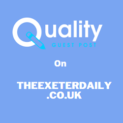 Guest Post on TheExeterDaily.co.uk