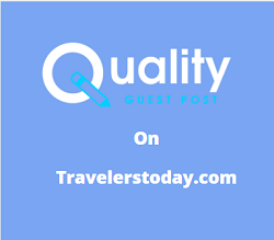 Guest Post on Travelerstoday.com