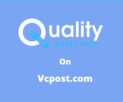 Guest Post on Vcpost.com