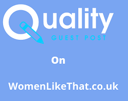 Guest Post on WomenLikeThat.co.uk