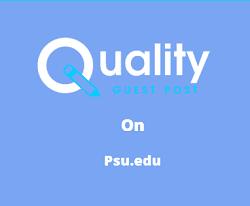 Guest Post on psu.edu