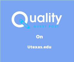 Guest Post on utexas.edu