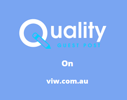 Guest Post on viw.com.au