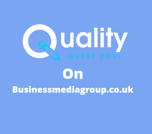 Guest Post on businessmediagroup.co.uk