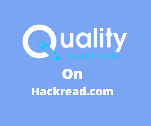 Guest Post on hackread.com