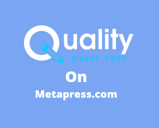 Guest Post on metapress.com