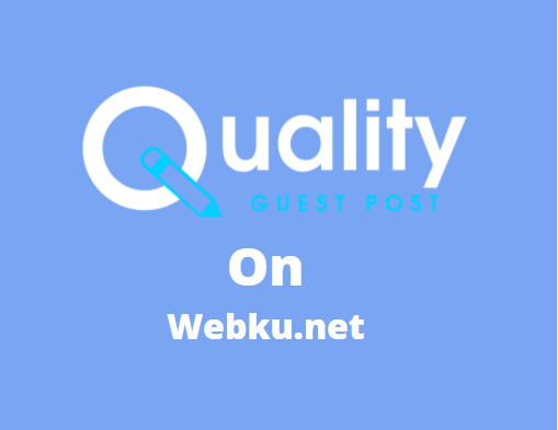 Guest Post on webku.net