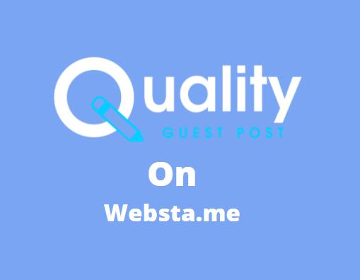 Guest Post on websta.me