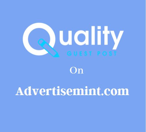 Guest Post on Advertisemint.com