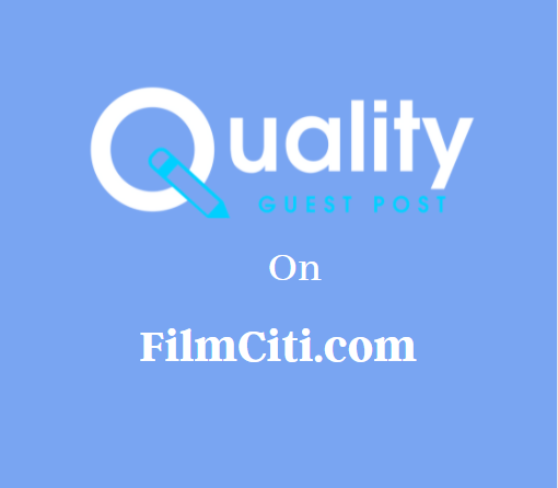Guest Post on FilmCiti.com