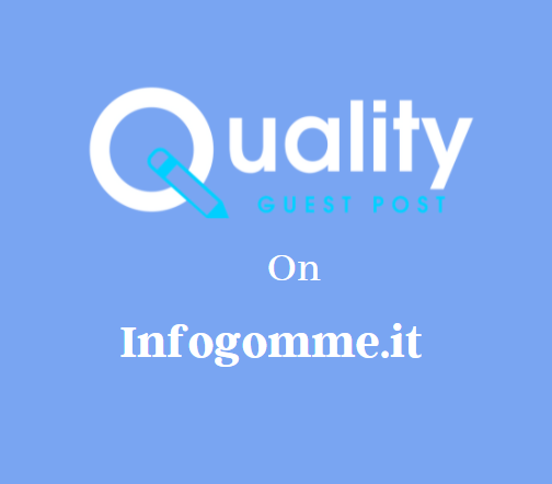 Guest Post on Infogomme.it