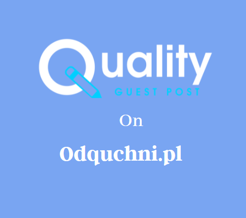 Guest Post on Odquchni.pl